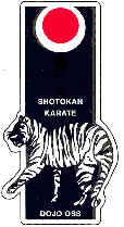Shotokan Karate Dojo Oss