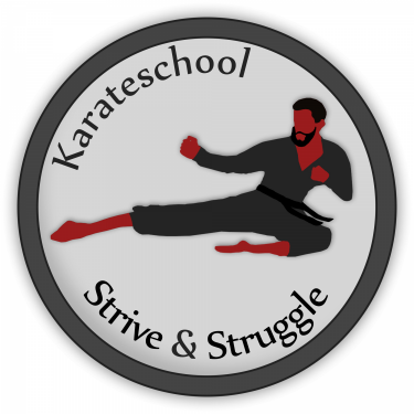 Logo Karateschool Strive & Struggle