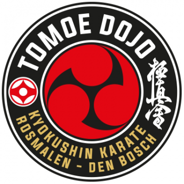 Logo Karatevereniging Tomoe Dojo