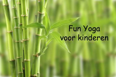 Fun yoga voor kinderen