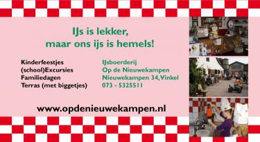 IJsboerderij Op de Nieuwekampen