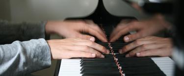 Annelies Tijssens piano en muziek