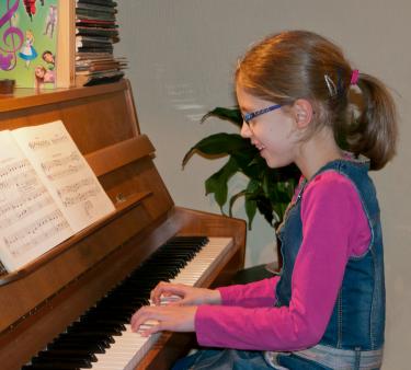 Muziekschool Pianisten Klein en Groot