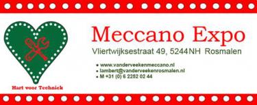 Meccano Expo Rosmalen