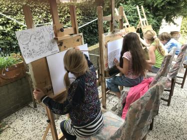 Marion Janssen-Quaadvliet / MarQua Schilderijen & Workshops