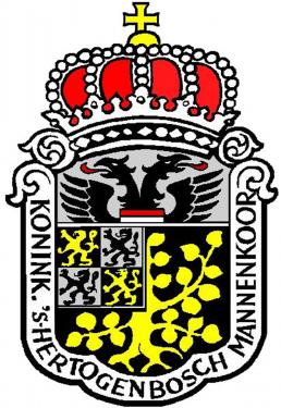 Koninklijk 's-Hertogenbosch Mannenkoor;     zingen in een koor