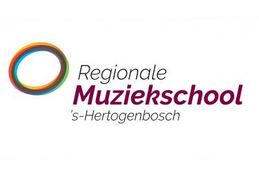Logo Regionale Muziekschool 's-Hertogenbosch